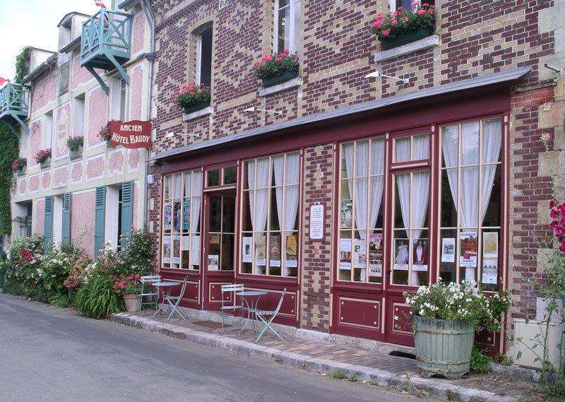 Ресторан Hôtel Baudy, Живерни