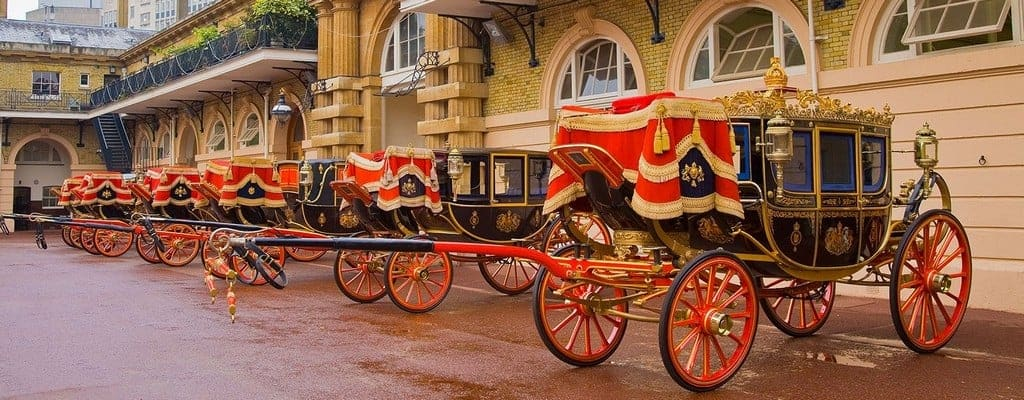 Королевские конюшни, Букингемский дворец - Лондон