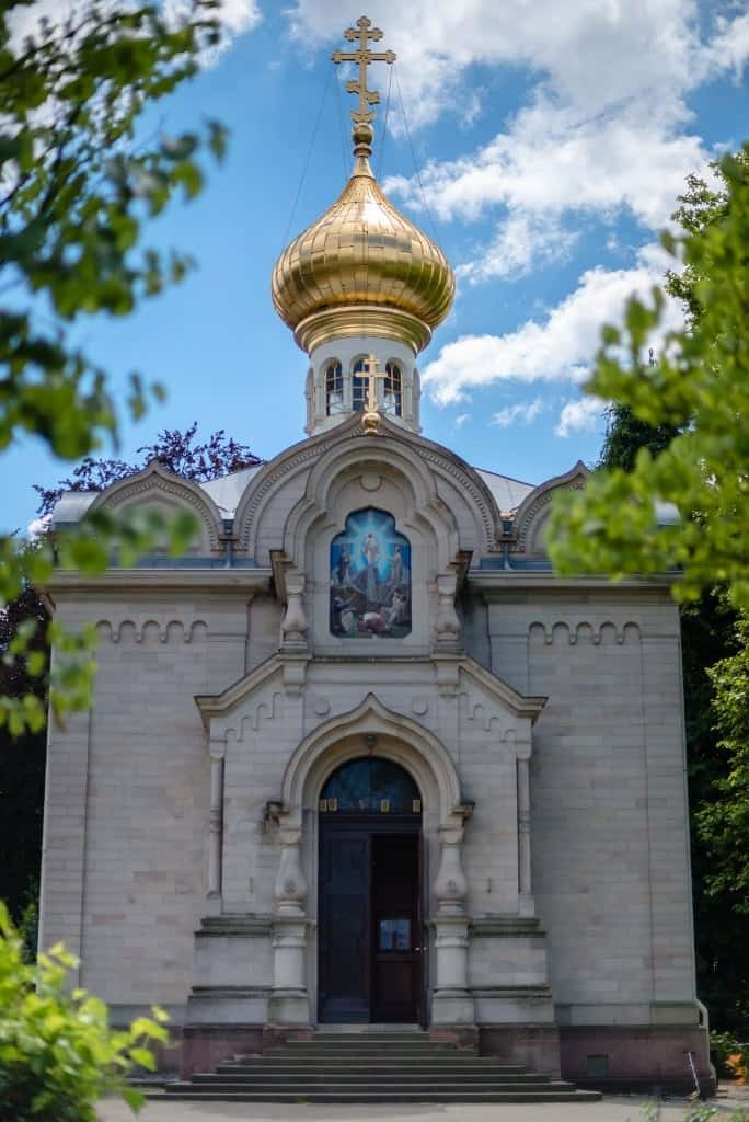 Русская православная церковь, Баден-Баден