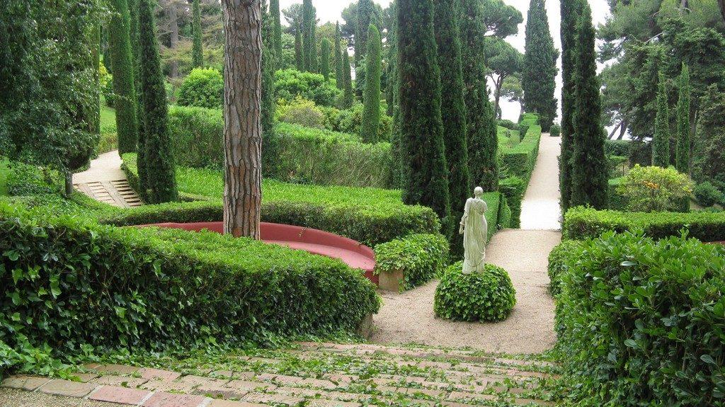 Сады Святой Клотильды, Коста Брава: Льорет-де-Мар