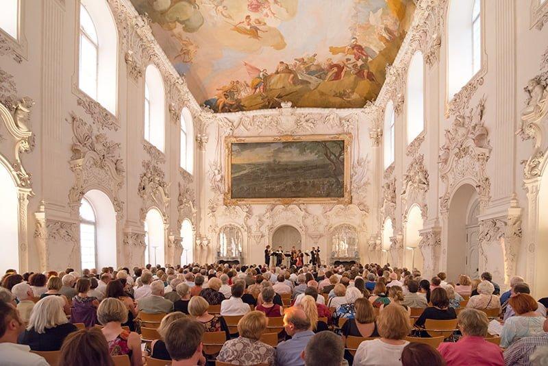 Праздничные концерты в Большом зале Нового дворца  (Schleißheimer Schlosskonzerte)