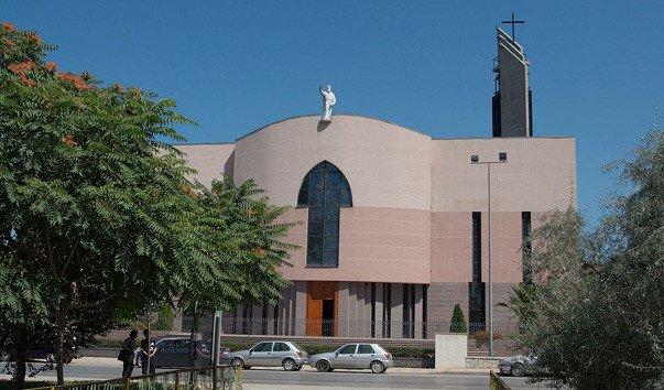Собор Святого Павла, Тирана