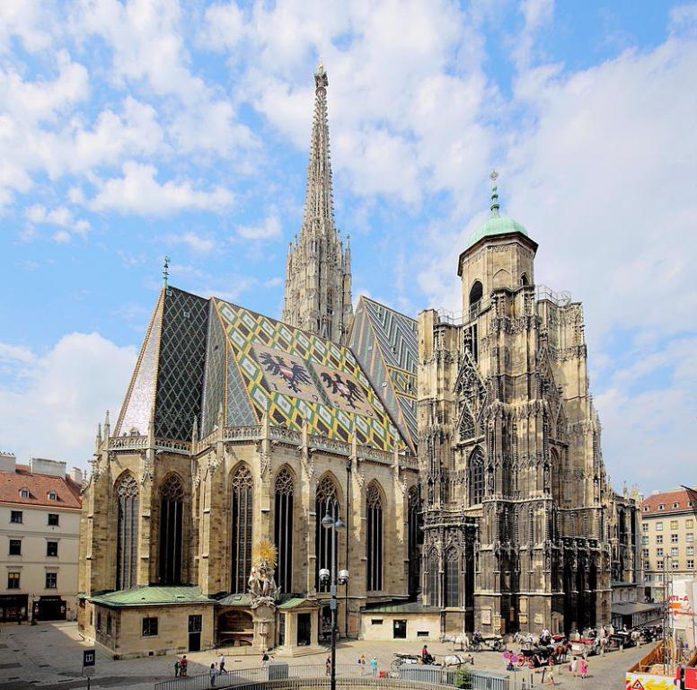 Собор Святого Стефана, Вена — Австрия