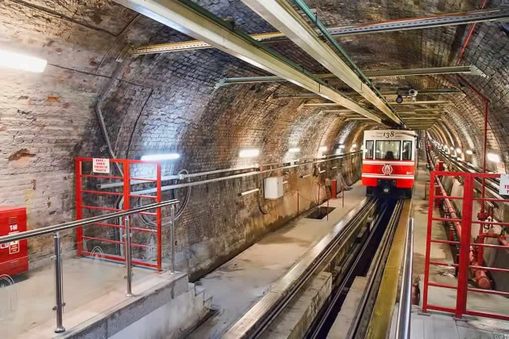 Легендарный Тюнель (Tunel)
