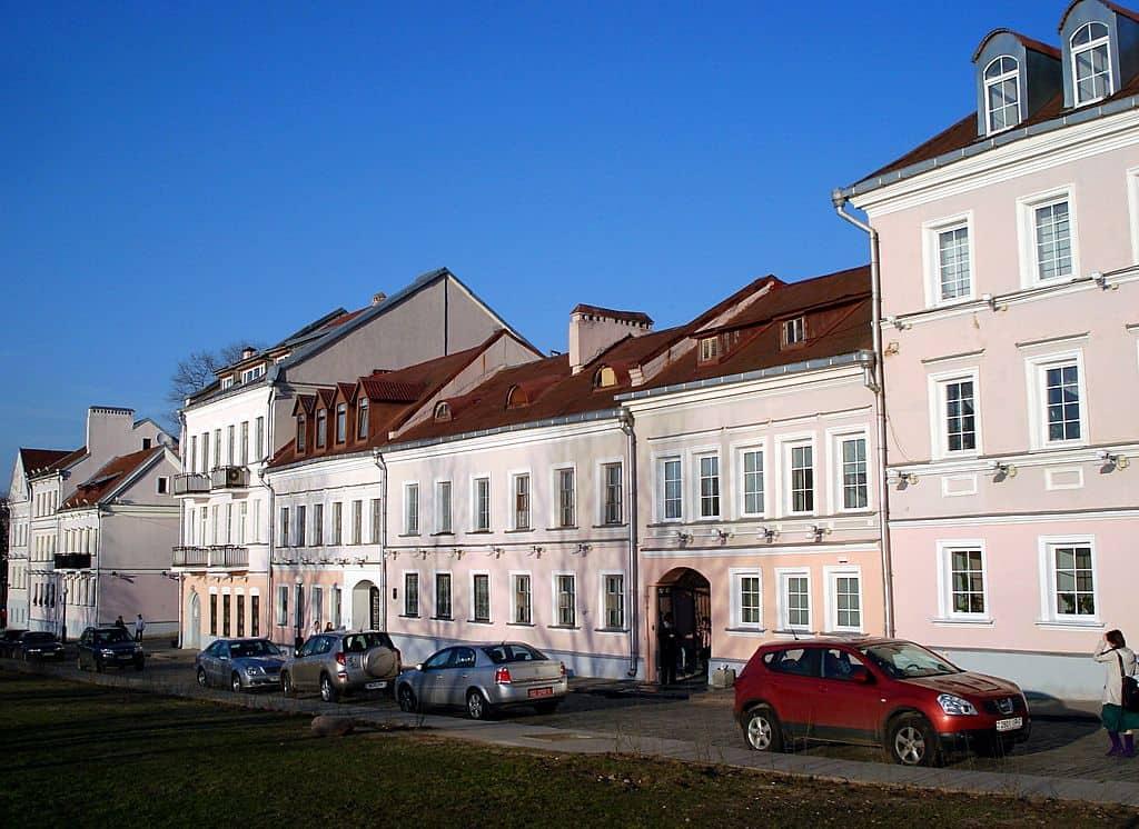 Троицкое предместье - исторический район города, Минск