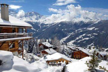 Вербье (Verbier) - горнолыжный курорт, Швейцария