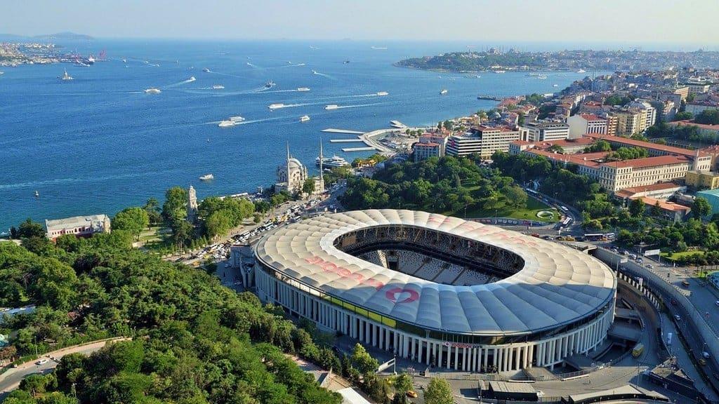 Новый стадион клуба Бешикташ