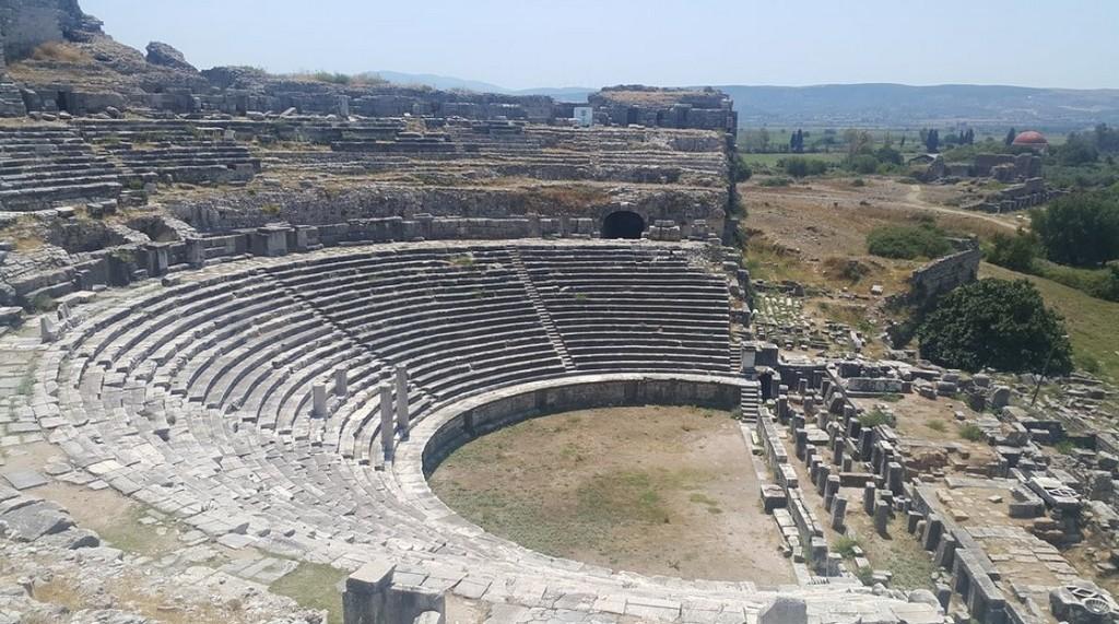 Театр (III в. до н. э.), Милет