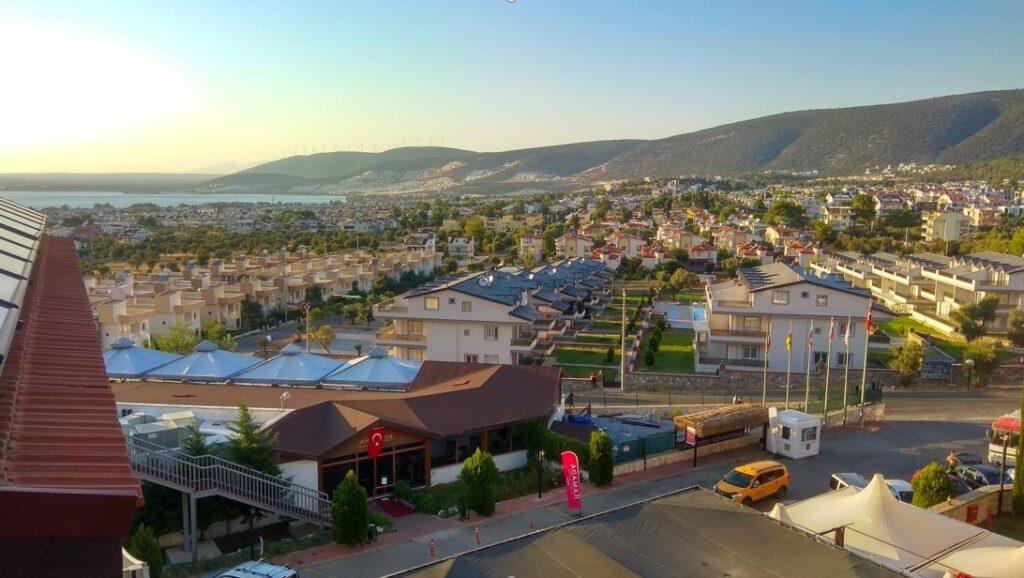 Курорт Акбук, Турция