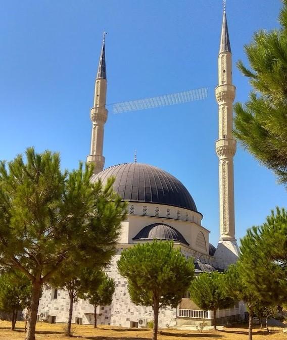Акбук - Турция, мечеть