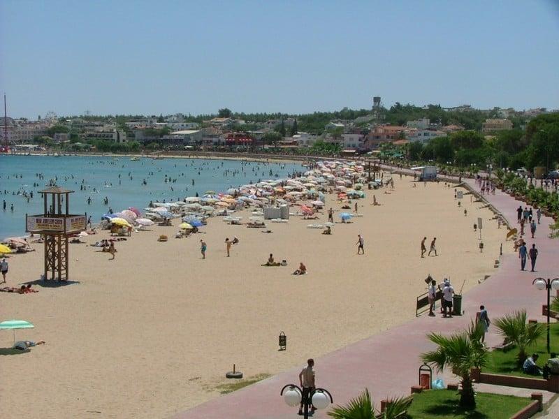 Дидим (Алтынкум) - большой курорт в Турции