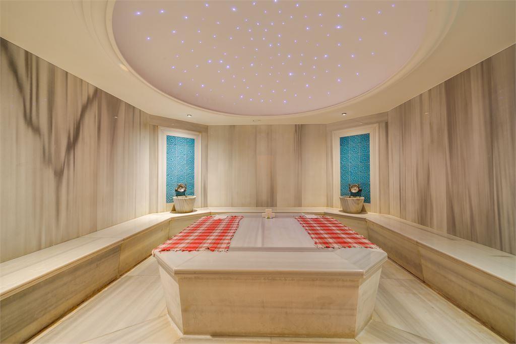 Турецкая баня отеля