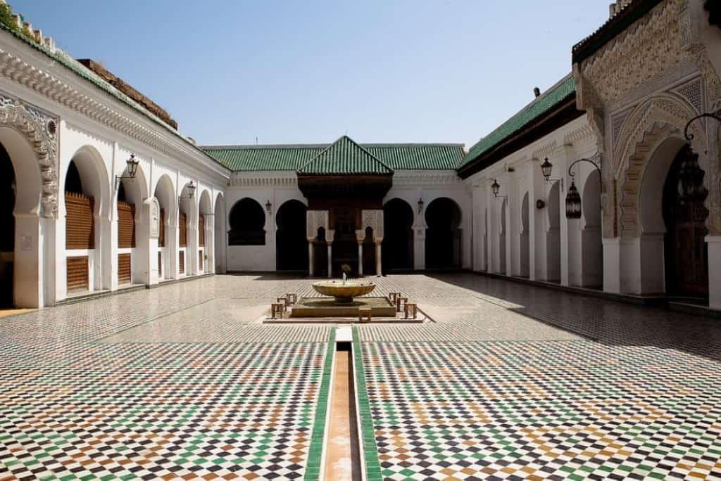 Аль-Карауин – мечеть-университет в Фесе