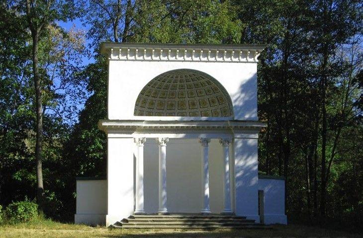 Павильон – Ротонда (Храм Потемкина)