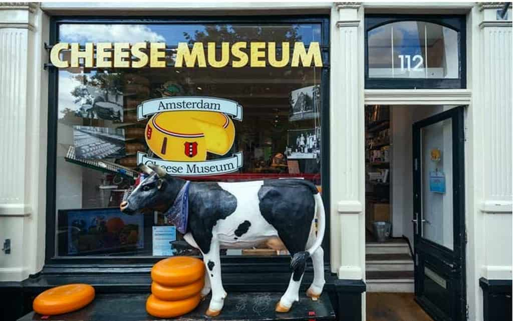 Музей Сыра в Амстердаме - Amsterdam Cheese Museum
