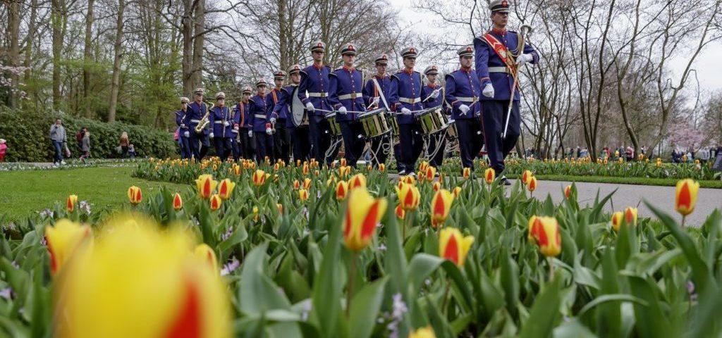 Кёкенхоф (Амстердам – Нидерланды)