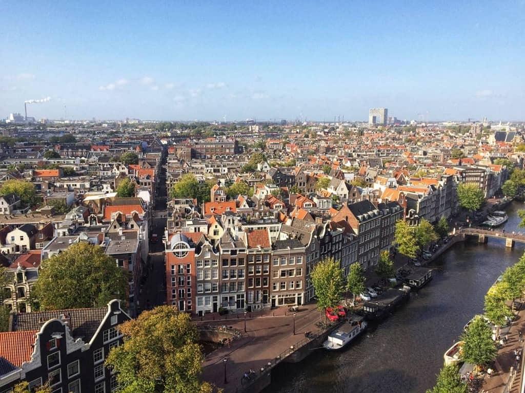 Амстердам – столица Нидерландов