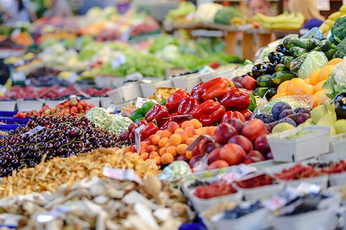 Цены на продукты в Анталия – Турция