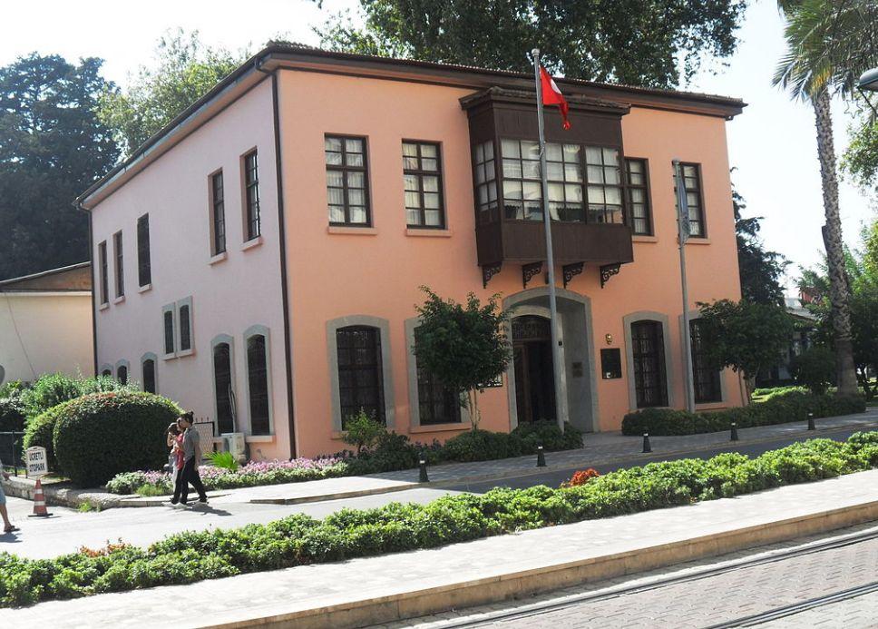 Дом-музей Ататюрка (Atatürk Evi ve Müzesi)