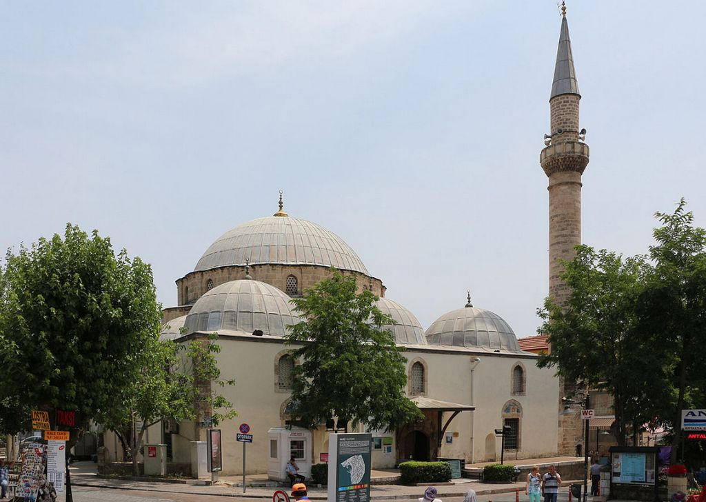 Мечеть Текели Мехмеда-паши - Tekeli Mehmet Paşa Camii