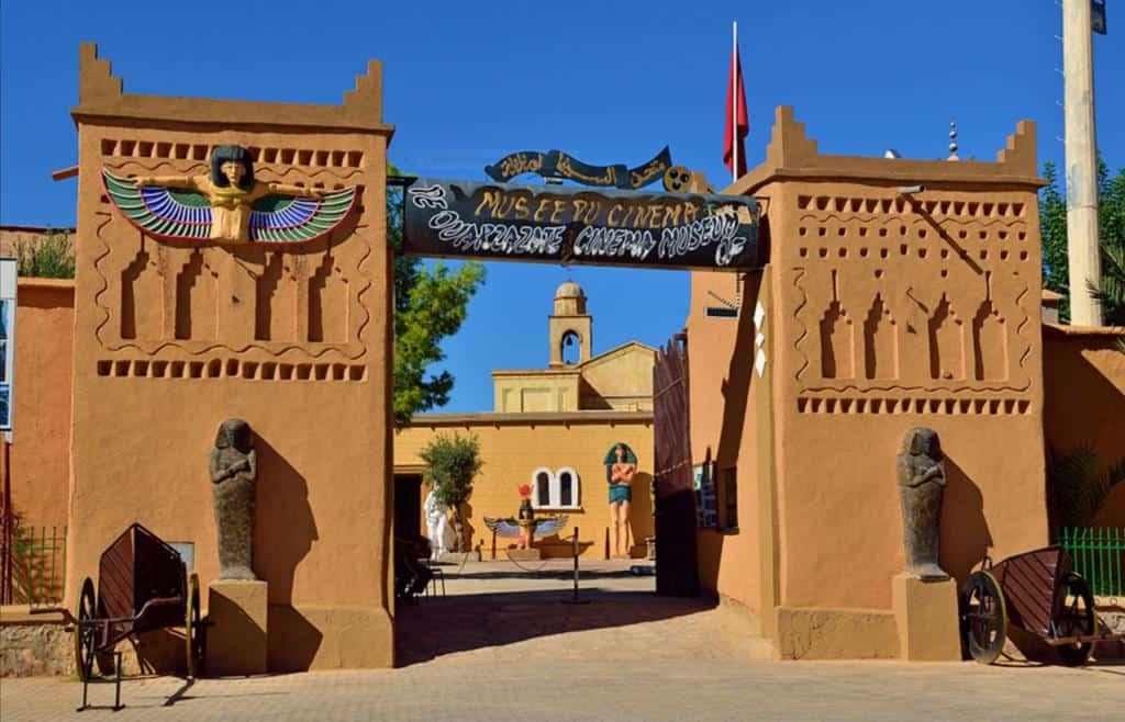 Киностудия «Атлас» Марокко