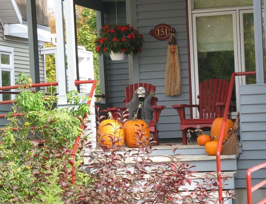 Хэллоуин (Halloween) - современный международный праздник