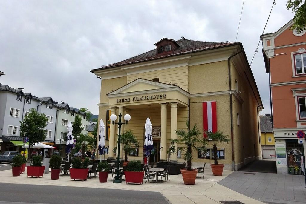 Театр Легара, Бад-Ишль