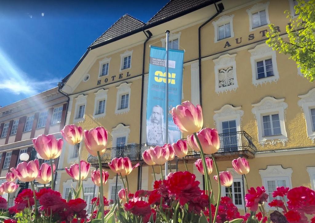 Городской музей город Бад-Ишль Австрия (- Seeauerhaus
