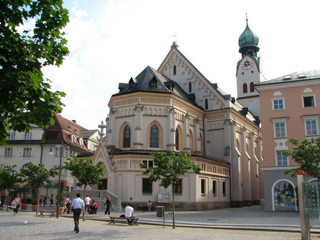 Церквь в честь Святого Николая