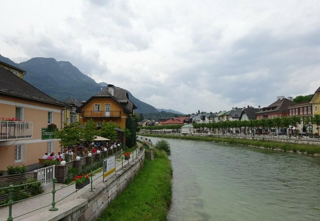 Австрия, курорт Бад Ишль