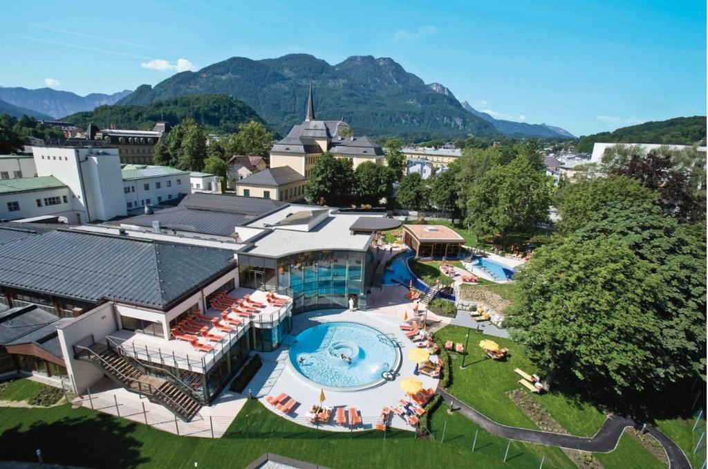 Кайзер-Терме (Kaiser Therme) курорт Бад-Ишль, Австрия