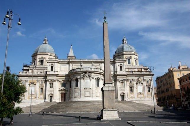 Базилика Святой Марии (Basilica di Santa Maria Maggiore)