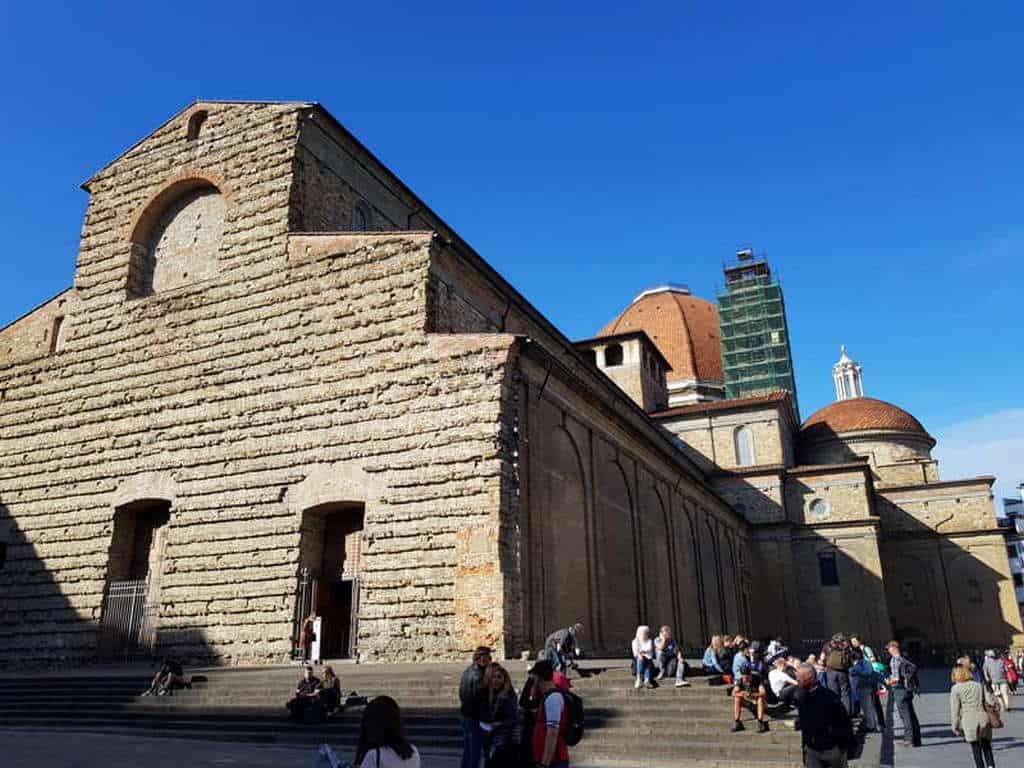 Базилика Святого Лаврентия (Basilica di San Lorenzo)