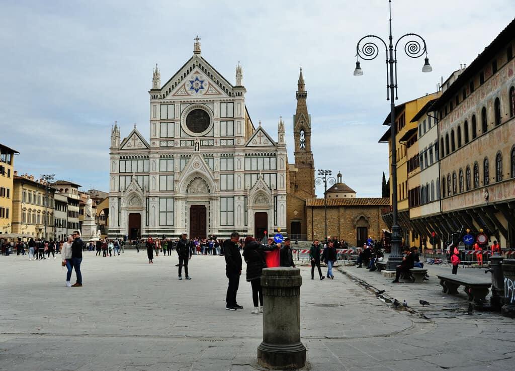 Базилика Санта – Кроче (Basilica di Santa Croce)