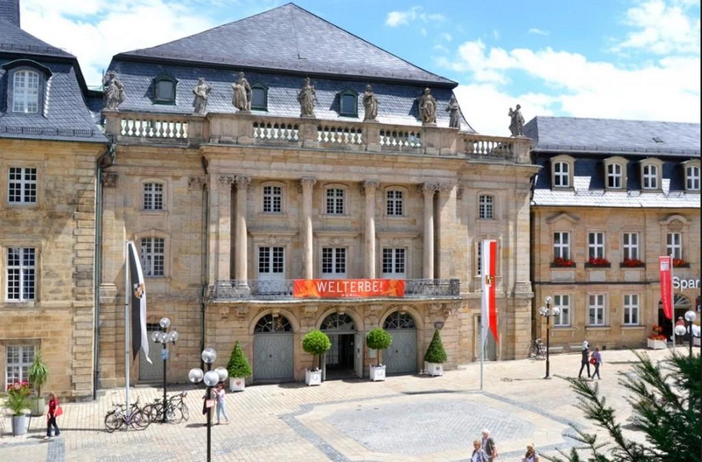 Маркграфский театрБайройт (Бавария)