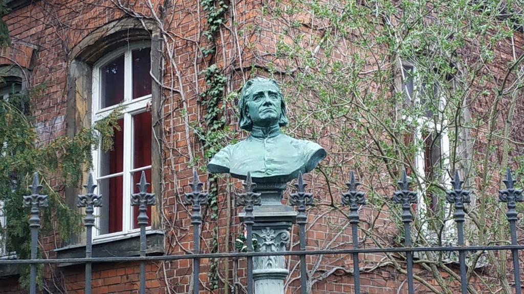 Музей Франца Листа (Franz Liszt Museum), Байройт