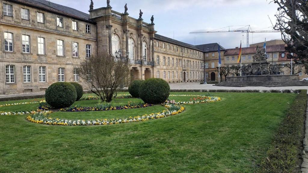 Новый дворец (Neues Schloss) Байройт