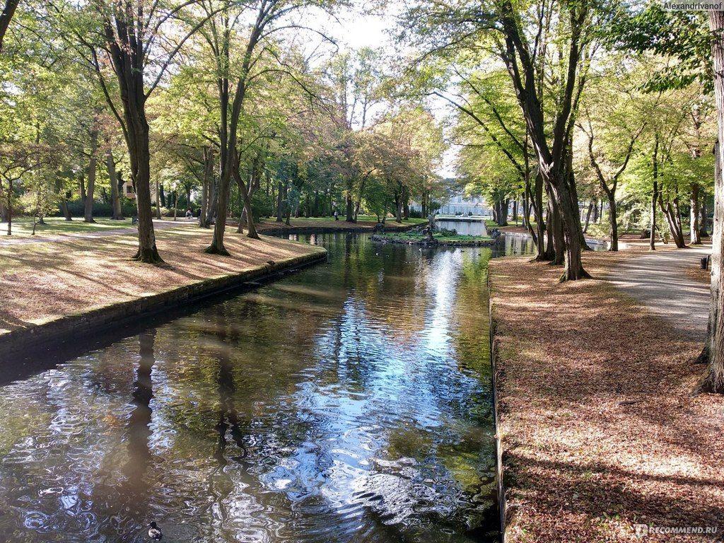 Хофгартен (Hofgarten)