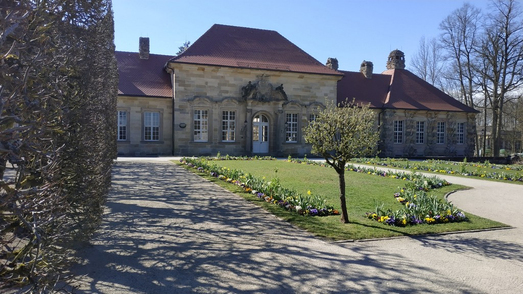 Старый замок (Altes Schloss Ermitage)