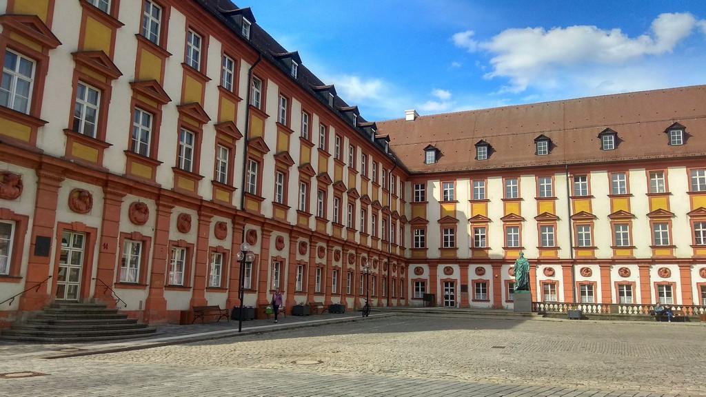 Старый дворец (Altes Schloss), Байройт (Бавария)