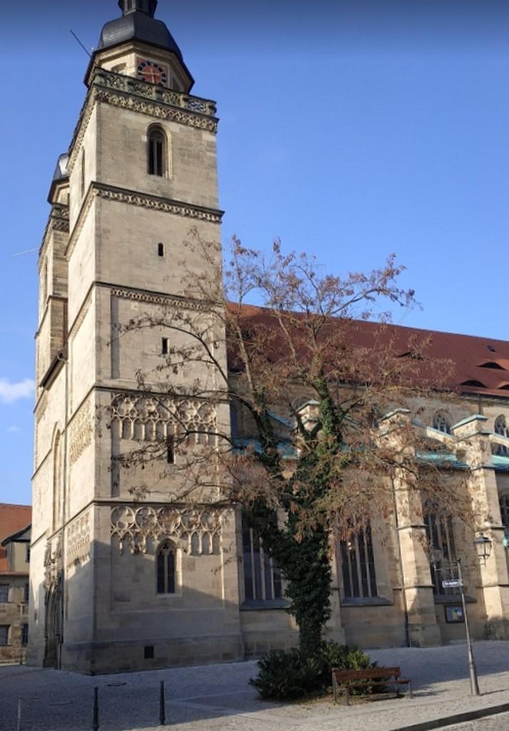 Городская церковь Байройта (Stadtkirche Bayreuth)