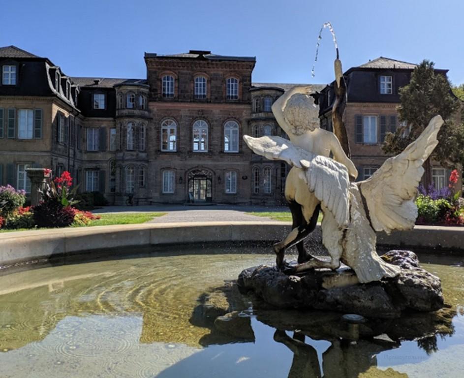 Дворец Фантази - Garden Museum Fantaisie Palace