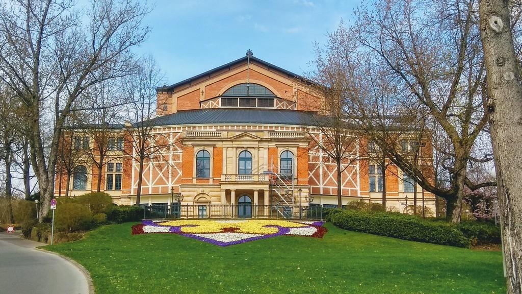 Рихард Вагнер Festspielhaus, Байройт