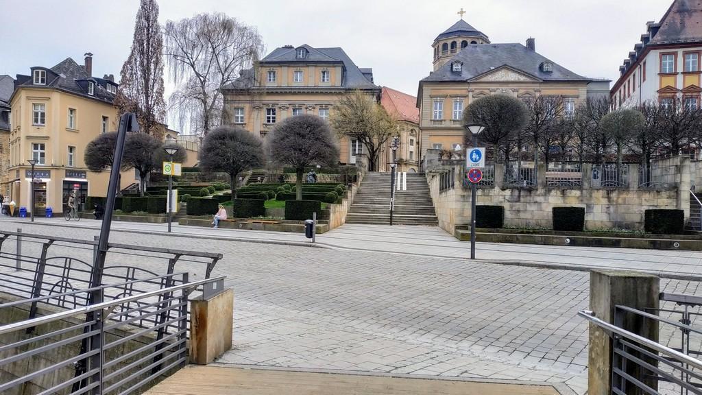 Байройт - административный центр округа Верхняя Франкония, Бавария