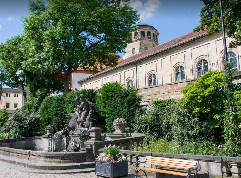 Замковая церковь в Байройте (Schlosskirche)