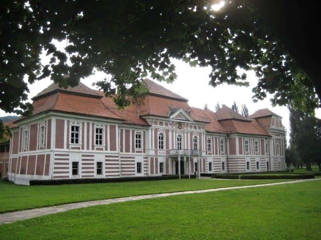Дворец  Бетнава (Betnava Mansion)