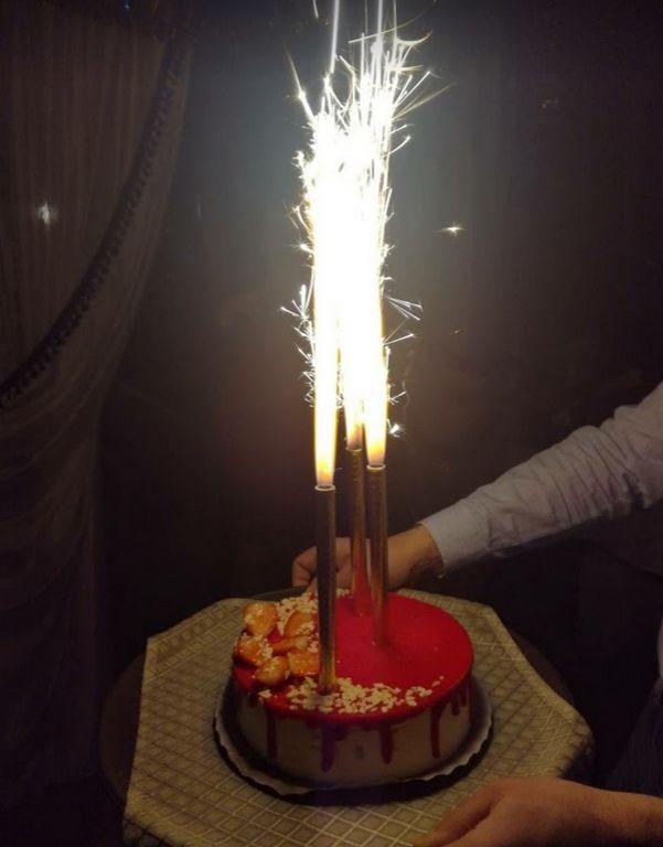 Торт – С Днем Рождения
