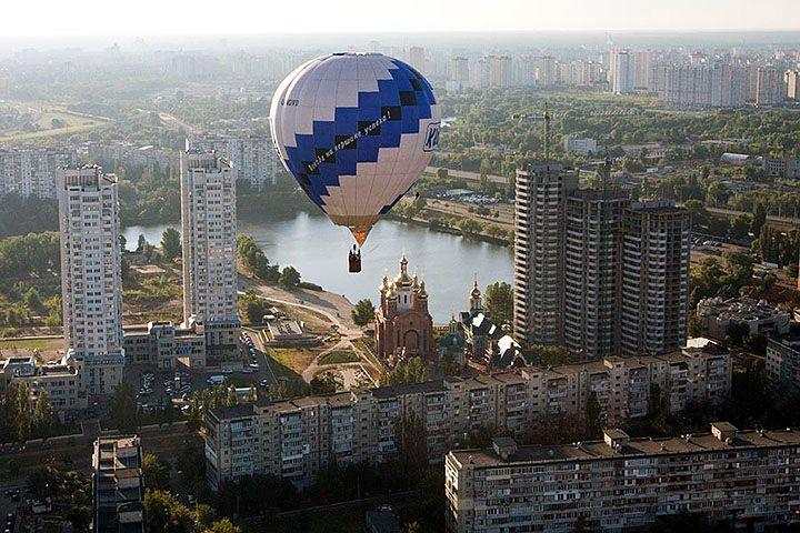 Полет на воздущном шаре