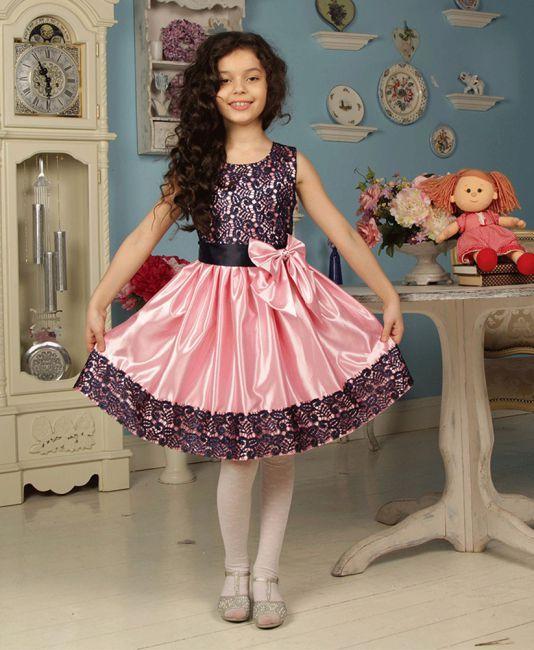 Пышное нарядное платье для девочки