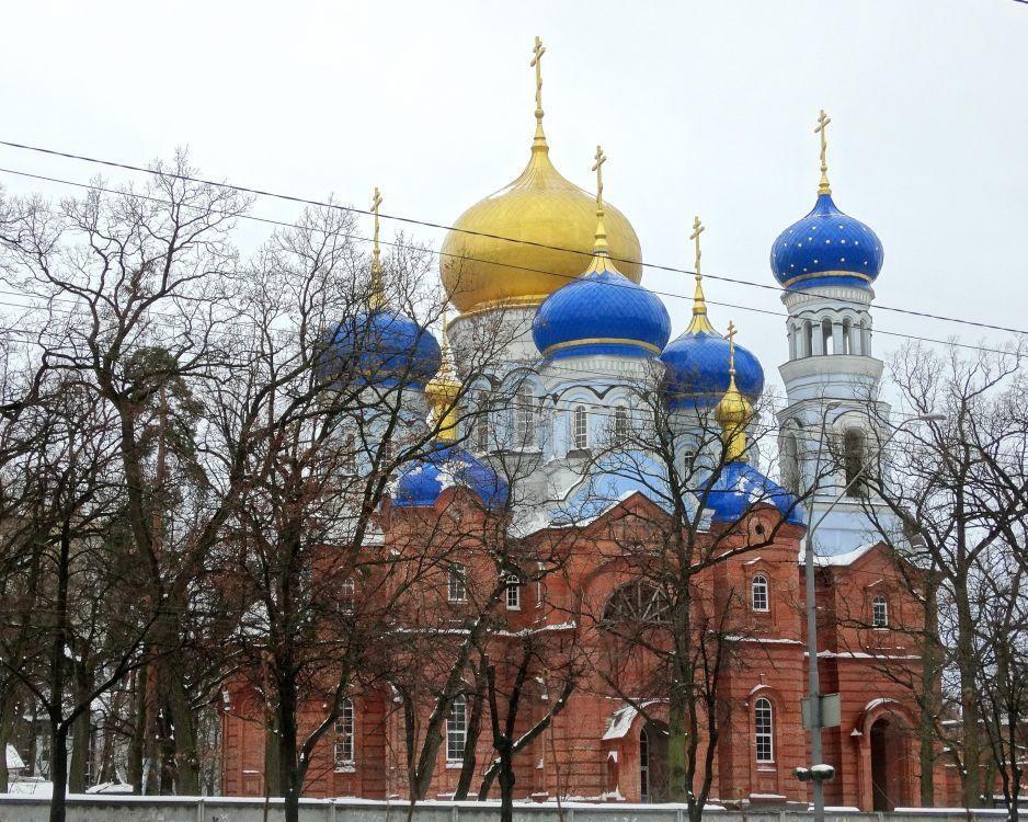 Киев. Собор Благовещения Пресвятой Богородицы